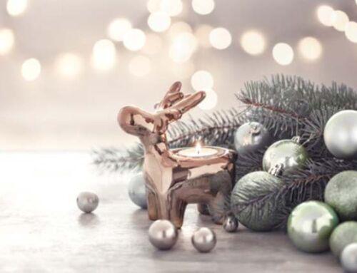 Besinnliche Weihnachten und alles Gute im neuen Jahr!